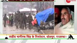 Family members of martyred CRPF jawans on Pulwama terror attack - ZEENEWS