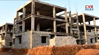 Double Bed Rooms Constructions Speed Up | CM KCR | Telangana State | CVR NEWS - CVRNEWSOFFICIAL