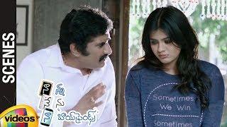 Rao Ramesh and Hebah Patel Emotional Scene | Nanna Nenu Naa Boyfriends Scenes | Tejaswi Madiwada - MANGOVIDEOS