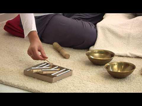 Massaggio Sonoro Armonico con Campane Tibetane - Daniela Zucchi