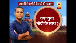 Red Fort(12.08.2018): Allahabad's BPL card holder couldn't get home under PM's housing sch - ABPNEWSTV