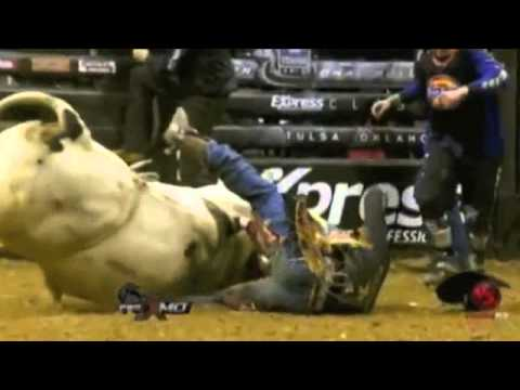 PBR RODEO BULLFIGHTERS  are Takin'Care of Business by Steve Bartol MUSIC by BACHMAN TURNER OVERDRIVE