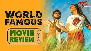 World Famous Lover Review | Vijay Deverakonda, Raashi Khanna | #WorldFamousLoverReview | TeluguOne - TELUGUONE