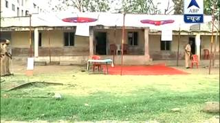 Preperations for polling in Nanded, Maharshtra - ABPNEWSTV