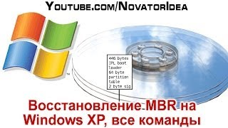 �������������� MBR �� Windows XP, ��� ������� � ������� ��������������