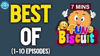 Fun Biscuit - Best Funny Skits Of Fun Biscuit | #TeluguComedyWebSeries | Satish Sharma Actor #11 - IDREAMMOVIES