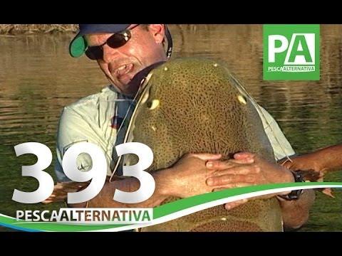 Pesca Alternativa ep.393 - Pirarara gigante no Rio Araguaia (2º Parte)