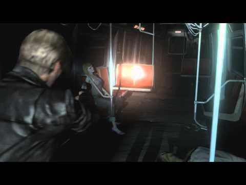 Resident Evil 6 - Gamescom 2012 Leon gameplay