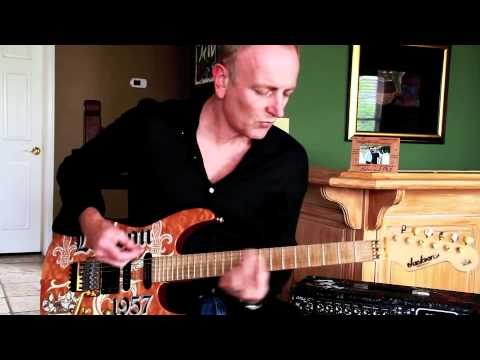 "Phil Collen Plays ""White Lightning"" Solo for ""Adrenalize"" 20th"