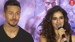 Tiger & Disha Praise Each Other's Performance In 'Baaghi 2'   Disha's Views On Tiger's New Look - ZOOMDEKHO