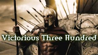 Royalty Free :Victorious Three Hundred