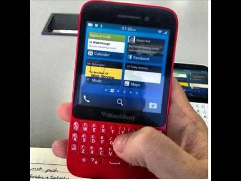 Blackberry R10 (rumor/leaked)