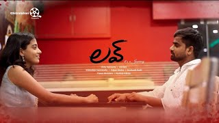 #Love - it's a journey | chitralahari present's | latest Telugu shortfilm 2019 - YOUTUBE