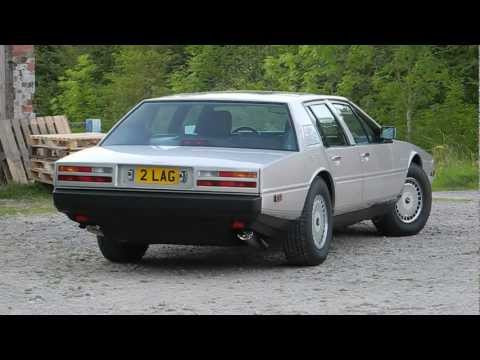 Aston Martin Lagonda, Yesterday's Car Of The Future