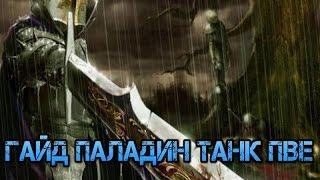 Гайд на Паладина танк/дд, Невервинтер М9