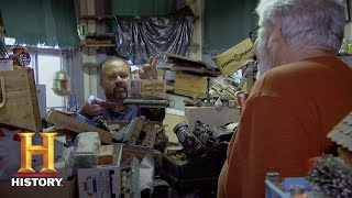 American Pickers: Bonus - No Train, No Gain | History - HISTORYCHANNEL