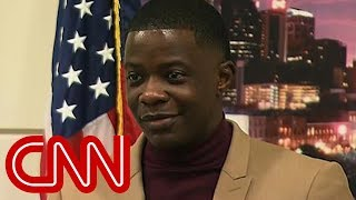 Hero in shooting: He was going to have to work to kill me - CNN