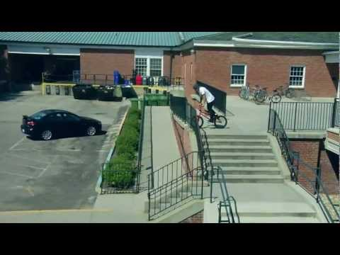 Verde BMX - Dave Thompson Video Part