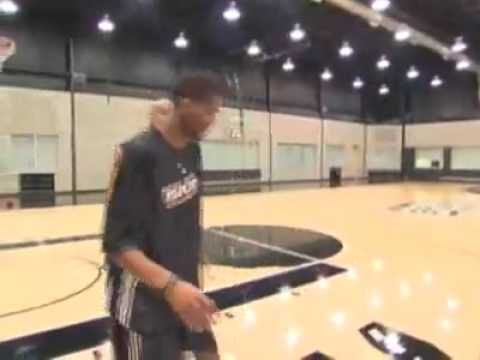 BasketBall Fundamentals Bruce Bowen How To Play Defense