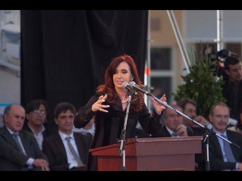 Seguí en vivo el acto de Cristina Fernández en Tucumán