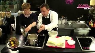 Ирина Прохорова на кухне: Не умеет готовить