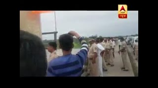 Maratha Reservation Row: Youth commits suicide, jumps in Godavari river in Aurangabad - ABPNEWSTV