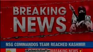NSG teams preparing with major equipments; to include specialised snippers - NEWSXLIVE