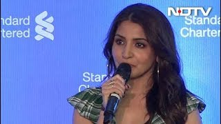 Most Severe Punishment To Those Who Assault Children: Anushka Sharma - NDTV