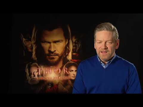 Thor: Kenneth Branagh / Chris Hemsworth |Trailer &amp; Interview