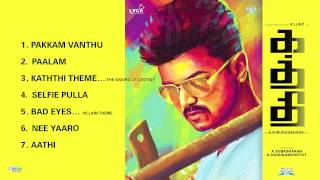 Kaththi Movie Songs Online | Kaththi MP3 – Jukebox (Full Songs)