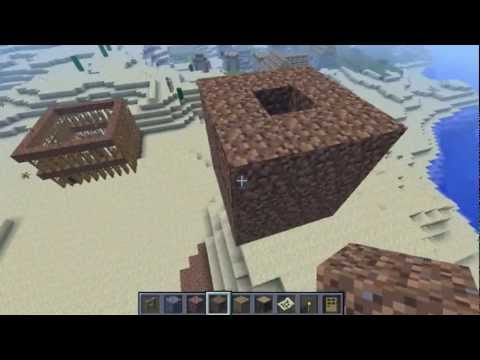 Automatic and Semi Auto Iron Golem Farm Minecraft Tutorial 1.5.2