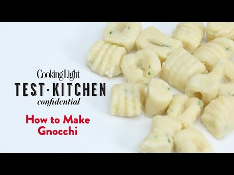 How to Make Gnoochi