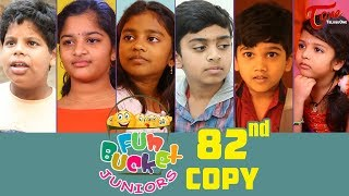 Fun Bucket JUNIORS | Episode 82 | Kids Funny Videos | Comedy Web Series | By Sai Teja - TeluguOne - TELUGUONE