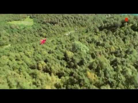 Wingsuit Base Jump Norway - Wrong Time Wrong Place