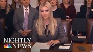 Ivanka Trump Under Investigation For Using Private Email Account | NBC Nightly News - NBCNEWS
