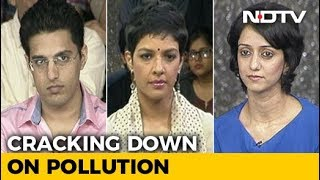 We The People: Cracking Down On Pollution - NDTV
