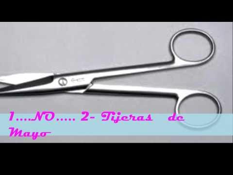 Instrumental de Cirugía General Alan Lamu Equipo 2 2011-2014