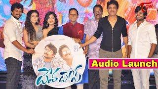 DevaDas Movie Audio Launch | Nagarjuna | Nani | Rashmika | Aakanksha Singh | TeluguOne - TELUGUONE