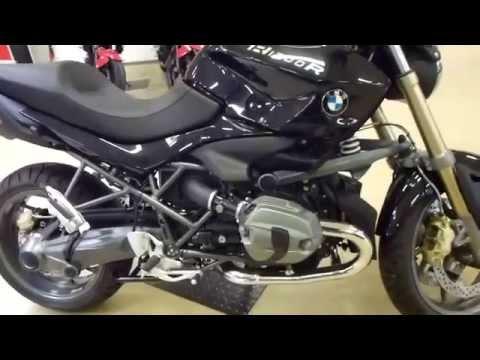 2013 BMW R1200R 110 Hp 223 Km/h 138 mph ''90 Jahre / 90 Years''  * see also Playlist