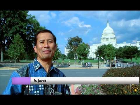 Inspirasi Barakh Obama, Presiden USA, oleh Ir. Jarot Wijanarko
