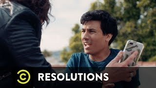 Getting Out of a Toxic Relationship - Resolutions - COMEDYCENTRAL