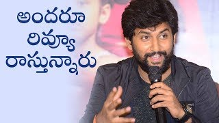 Nani About Gang Leader Movie Response | Gang Leader Movie Success Meet - TFPC