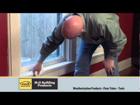 How to install &quot;shrink and seal&quot; all around your house