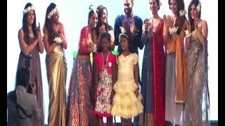 'Diya Aur Baati Hum' fame Sandhya on ramp - IANS India Videos - IANSINDIA