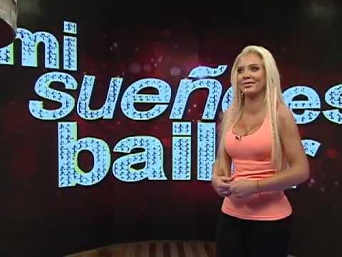 Paola Durante en Mi Sueño es Bailar