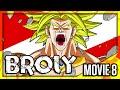 DragonBall Z Abridged MOVIE BROLY - TeamFourStar #TFSBroly