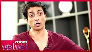 Sonu Sood Danced Very Well Says Tamannaah | zoom Velvet