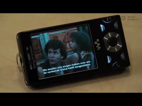 Video: review Sony Ericsson W995 (test)