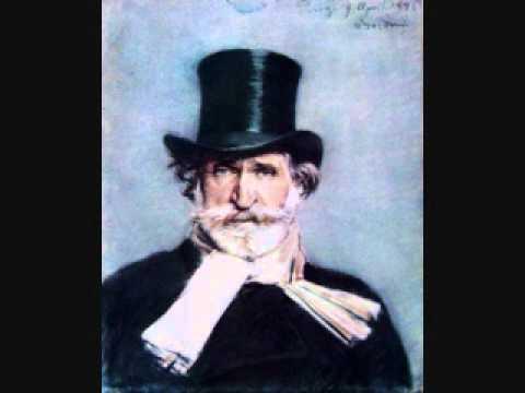 342.  Đ. Verdi: Travijata -- rečitativ i arija Violete iz III čina