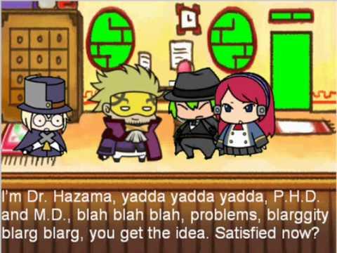 "Help Me! Doctor Hazama! Episode 6: ""Family Matters"""